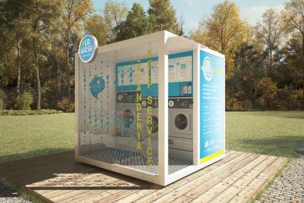 LaundryBox / lavandería modular