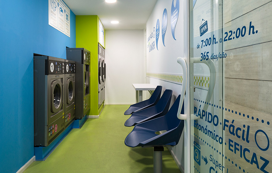 Modelo Laundrybox Nevo Business