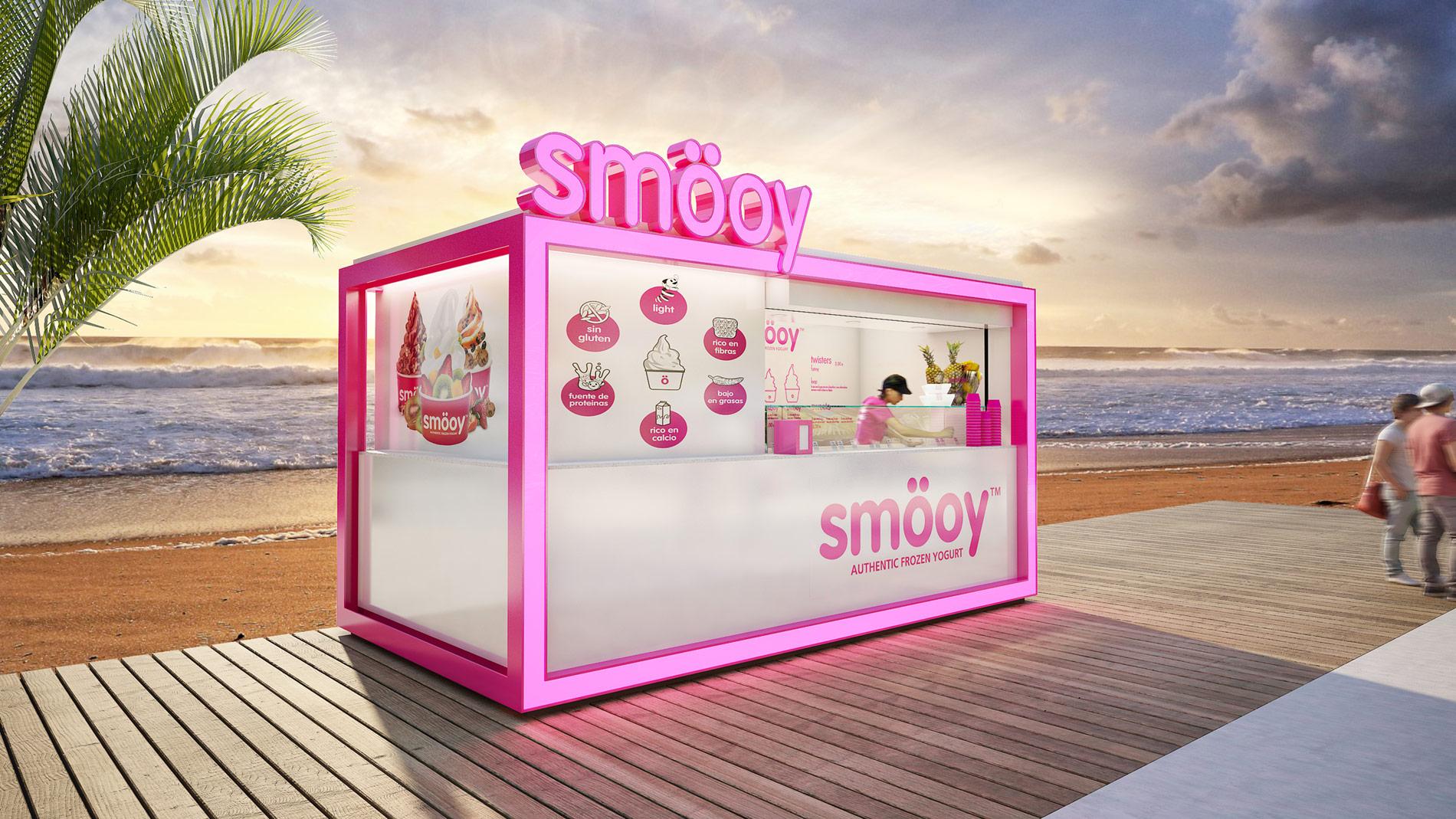 Heladería Smöoy
